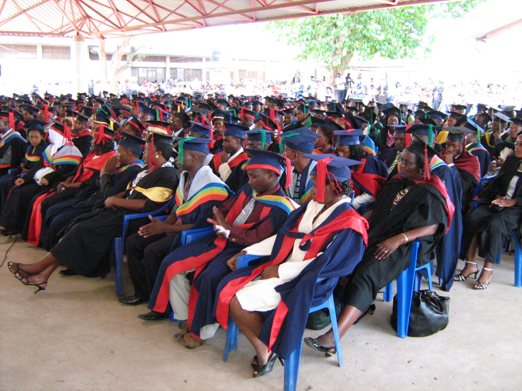 iAGRI Students at the 31st SUA Graduation Ceremony
