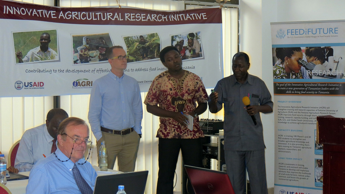 Agricultural Researchers Meet in Morogoro to Discuss Food Security Enhancement