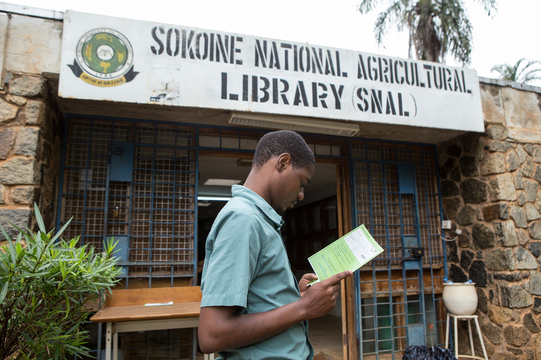 Guest Blog Post – Sokoine National Agricultural Library (SNAL)
