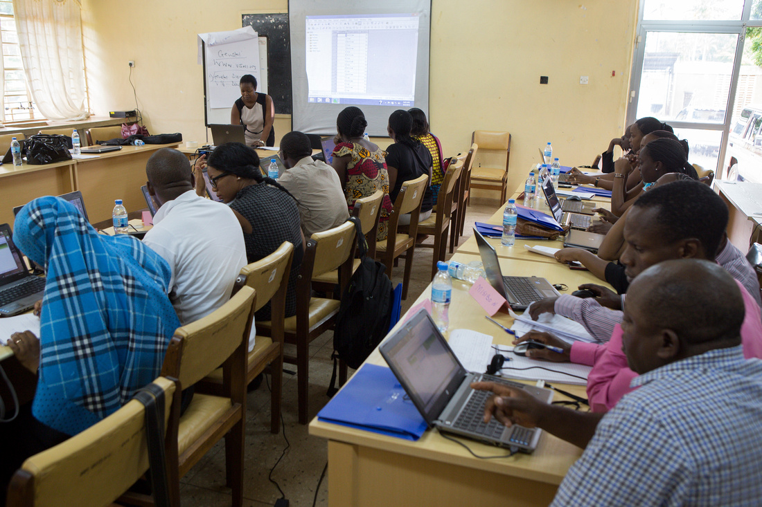 RUFORUM Scientific Data Management Course
