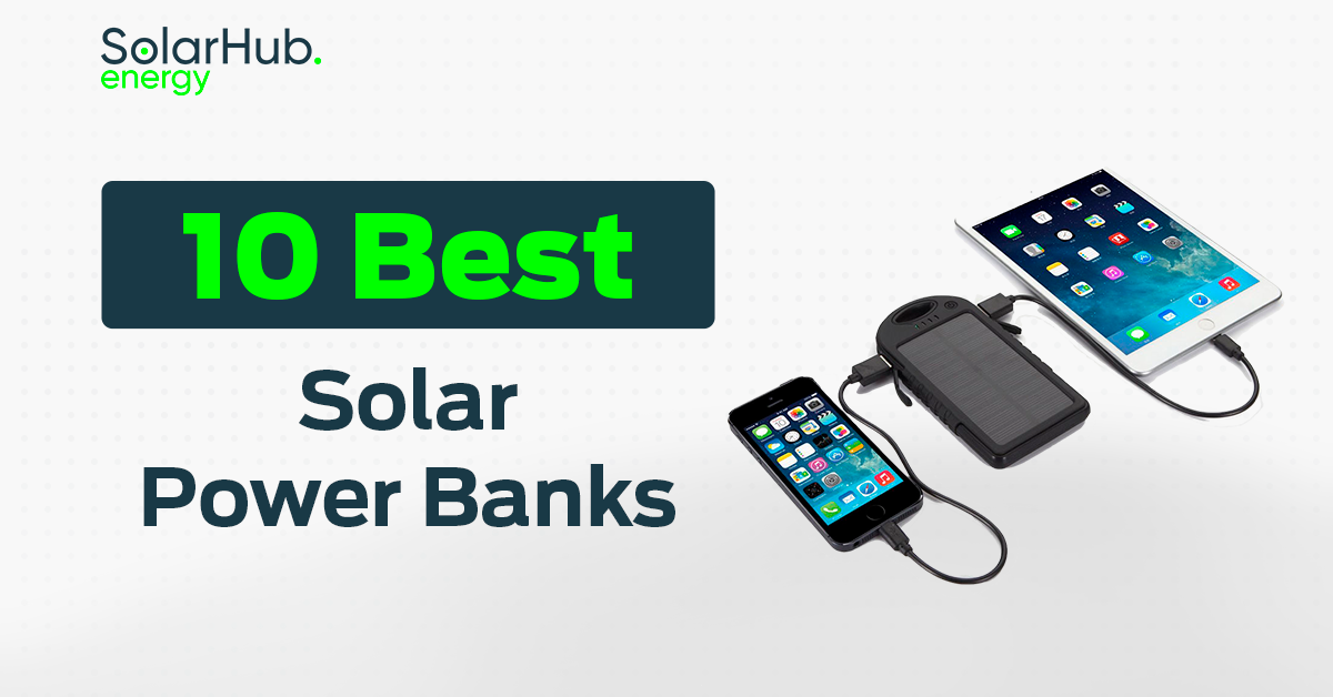 solar power banks